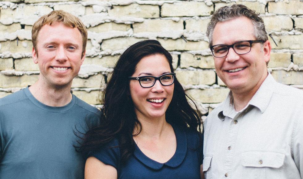 Etsy On Sale Team - Cameron Henneke, Mitsu Beck, Jason Beck
